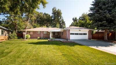 Wheat Ridge Single Family Home Active: 6695 West 30th Avenue