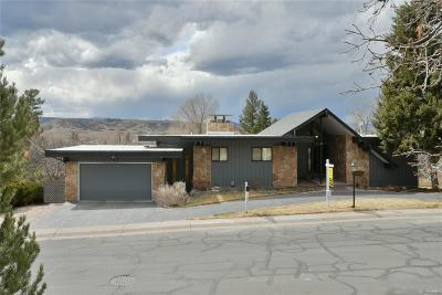 Castle Rock Single Family Home Active: 441 Senter Drive