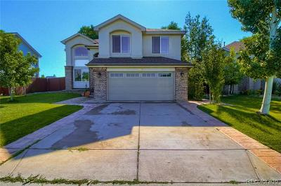 Thornton Single Family Home Active: 12654 Cherry Street
