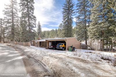 Evergreen Single Family Home Active: 6027 South Brook Forest Road