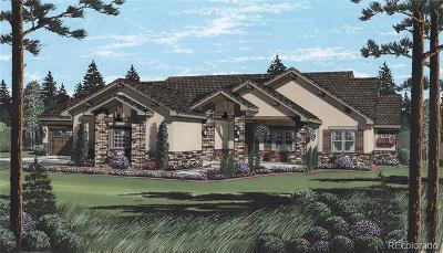 Castle Pines, Castle Rock, Larkspur Single Family Home Active: 5585 Country Club Drive