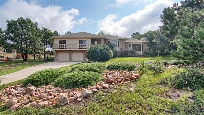 Monument Single Family Home Active: 19975 Doewood Drive