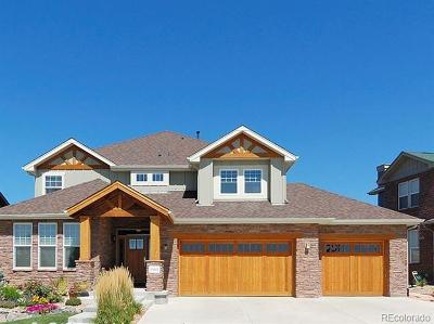 Aurora Single Family Home Active: 25045 East Park Crescent Drive