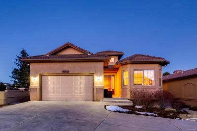 Pine Creek Single Family Home Under Contract: 2460 Spanish Oak Terrace