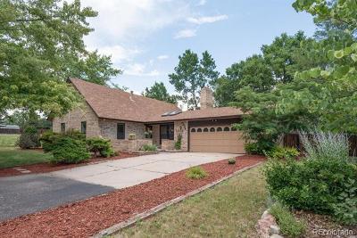 Littleton Single Family Home Active: 8705 West Elmhurst Avenue