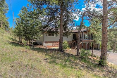 Conifer, Evergreen Single Family Home Active: 902 Wagon Trail Road