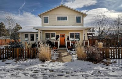 Salida Single Family Home Under Contract: 309 Grant Street