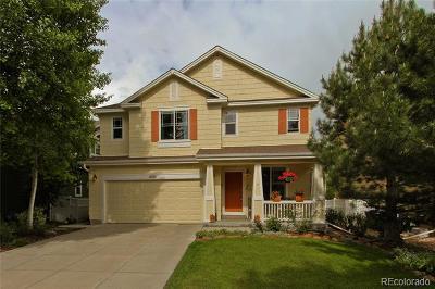 Longmont Single Family Home Active: 4105 San Marco Drive
