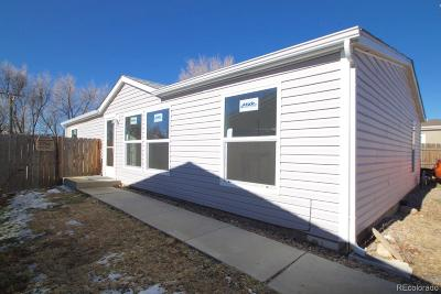 Fountain Single Family Home Under Contract: 113 Mojave Way
