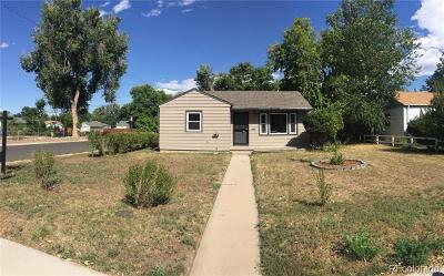 Colfax Ave, East Colfax Single Family Home Active: 1794 Verbena Street