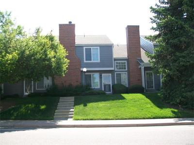 Highlands Ranch Condo/Townhouse Sold: 827 Summer Drive #2C
