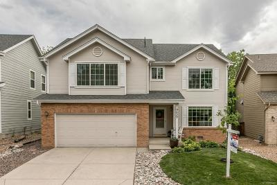 Highlands Ranch Single Family Home Under Contract: 9659 Bexley Drive