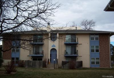 Westminster Condo/Townhouse Under Contract: 12174 Melody Drive #303