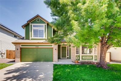 Broomfield Single Family Home Under Contract: 13458 Antlers Street