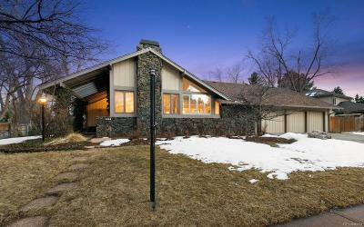 Arapahoe County Single Family Home Under Contract: 9964 East Berry Drive