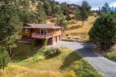 Boulder CO Single Family Home Active: $709,500