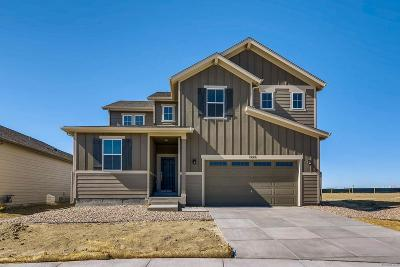Southshore Single Family Home Active: 7275 South Titus Way