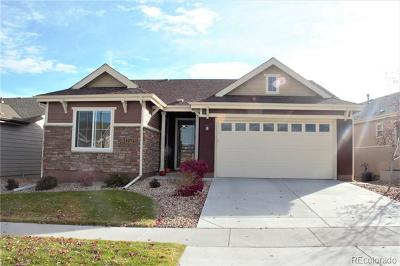 Broomfield Single Family Home Active: 12711 Meadowlark Lane
