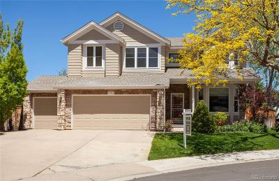 Highlands Ranch Single Family Home Under Contract: 9284 Buttonhill Court