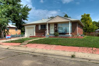 Northglenn Single Family Home Active: 197 East 107th Avenue