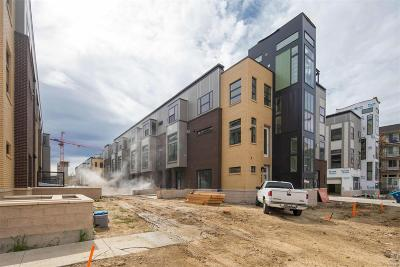 Denver Condo/Townhouse Under Contract: 1584 North Quitman Street