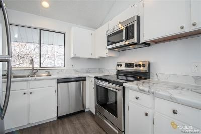 Aurora Condo/Townhouse Under Contract: 11612 East Cedar Avenue