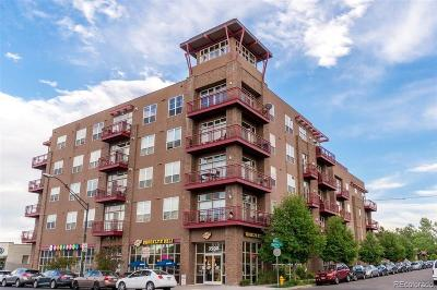 Condo/Townhouse Under Contract: 1488 Madison Street #210