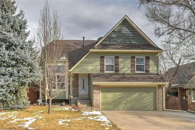 Arvada Single Family Home Under Contract: 6346 Lamar Place