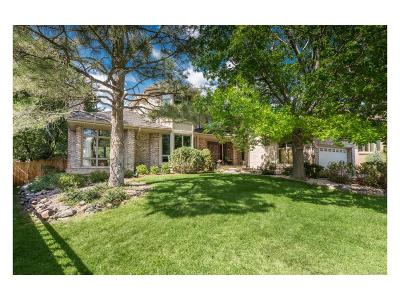 Centennial Single Family Home Active: 5231 East Otero Drive