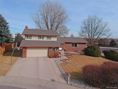Greeley Single Family Home Active: 3729 West 22nd Street