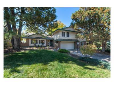 Centennial Single Family Home Active: 6205 South Fairfax Court