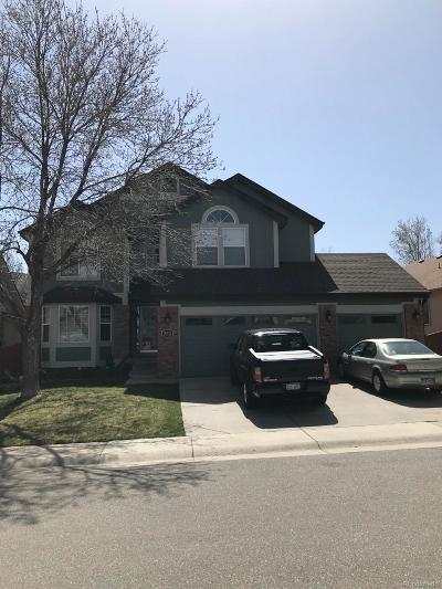 Highlands Ranch Single Family Home Under Contract: 10052 Sage Sparrow Court