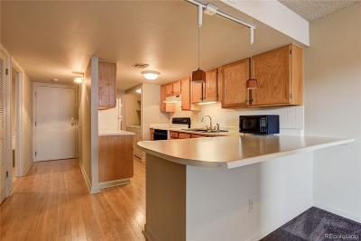 Denver Condo/Townhouse Active: 5955 East 10th Avenue #401