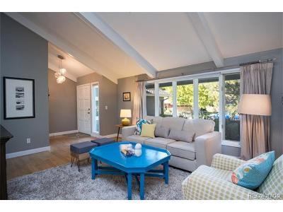 Centennial Single Family Home Active: 4844 East Links Circle
