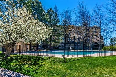 Arapahoe County Condo/Townhouse Under Contract: 14091 East Marina Drive #108