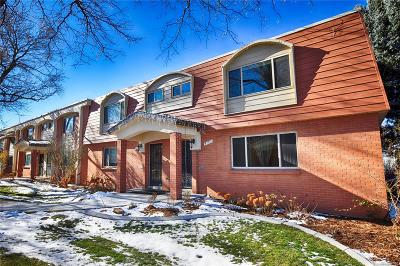 Denver Condo/Townhouse Active: 9193 East Center Avenue