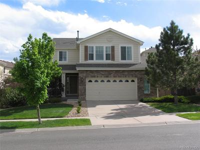 Aurora Single Family Home Active: 4911 South Flat Rock Way