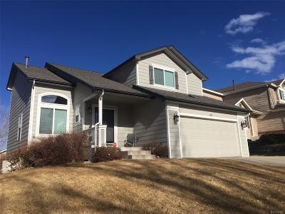 Highlands Ranch Single Family Home Under Contract: 477 English Sparrow Trail
