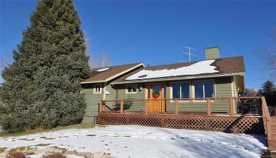 Steamboat Springs CO Single Family Home Active: $619,000