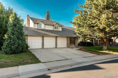 Englewood Single Family Home Active: 5992 South Jamaica Circle