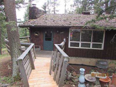 Conifer Single Family Home Under Contract: 30804 Kings Valley Drive