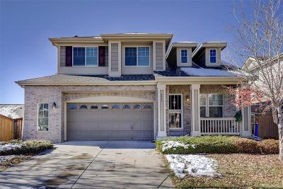 Aurora Single Family Home Active: 4965 South Haleyville Street
