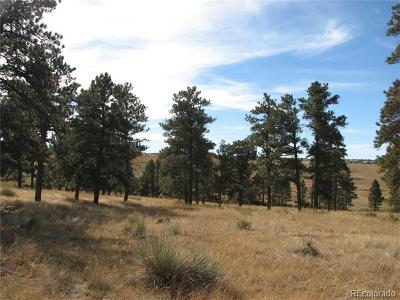 Parker Residential Lots & Land Active: 10562 Shadow Pines Road