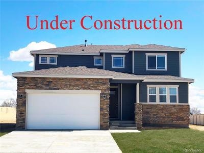 Ault Single Family Home Under Contract: 650 Cimarron Trail