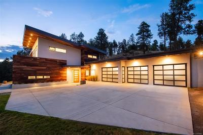 Evergreen Single Family Home Active: 3551 Overlook Trail