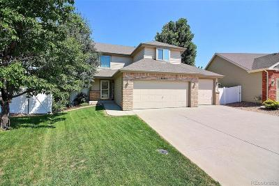 Greeley Single Family Home Active: 6313 West 4th Street Road