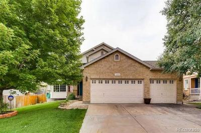 Arvada Single Family Home Active: 10836 West 55th Lane