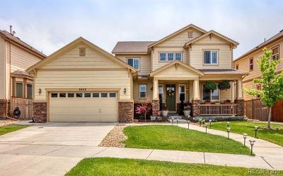 Longmont Single Family Home Active: 5243 Retreat Circle