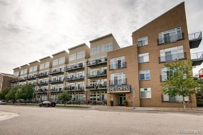 Lakewood Condo/Townhouse Active: 7240 West Custer Avenue #408