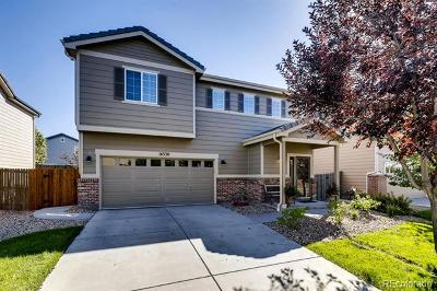 Commerce City Single Family Home Active: 14330 East 102nd Avenue